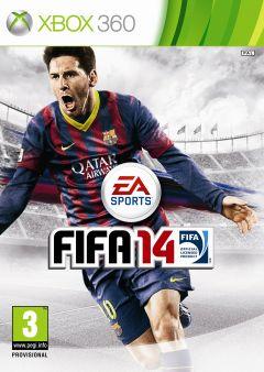 Jaquette de FIFA 14 Xbox 360