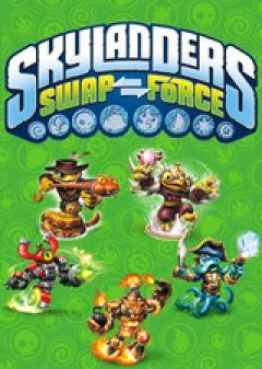 Jaquette de Skylanders SWAP Force Nintendo 3DS