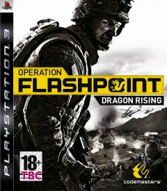 Jaquette de Operation Flashpoint : Dragon Rising PlayStation 3