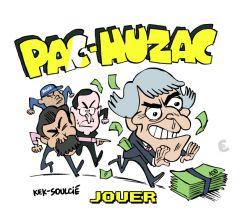 Jaquette de Pac-Huzac Navigateur