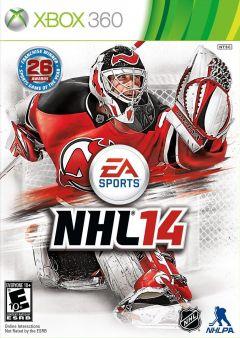 Jaquette de NHL 14 Xbox 360