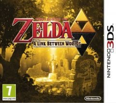 The Legend of Zelda : A Link Between Worlds (Nintendo 3DS)