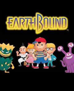 Jaquette de Earthbound Wii