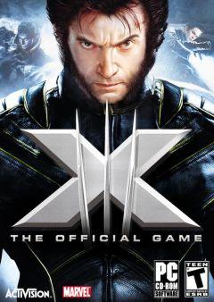 Jaquette de X-Men : Le Jeu Officiel PC