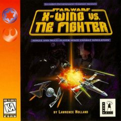 Jaquette de Star Wars : X-Wing vs. Tie Fighter PC