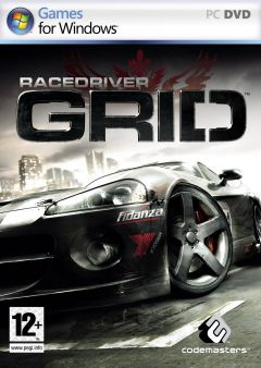 Jaquette de Race Driver : GRID PC