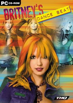 Jaquette de Britney's Dance Beat PC