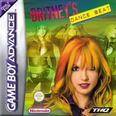 Jaquette de Britney's Dance Beat Game Boy Advance