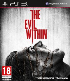 Jaquette de The Evil Within PlayStation 3