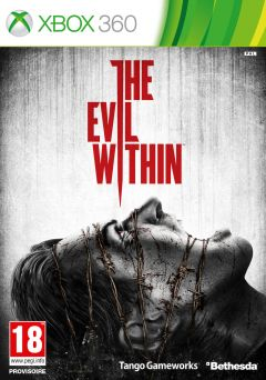 Jaquette de The Evil Within Xbox 360