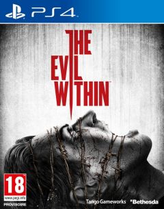 Jaquette de The Evil Within PS4
