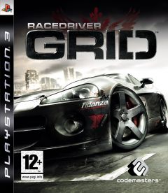 Jaquette de Race Driver : GRID PlayStation 3