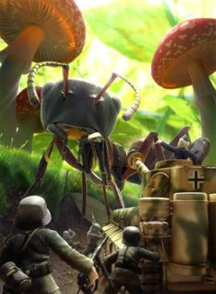 Jaquette de Bugs vs Tanks Nintendo 3DS