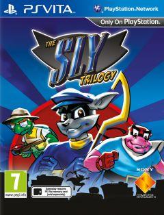 Jaquette de The Sly Trilogy PS Vita