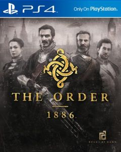 Jaquette de The Order : 1886 PS4