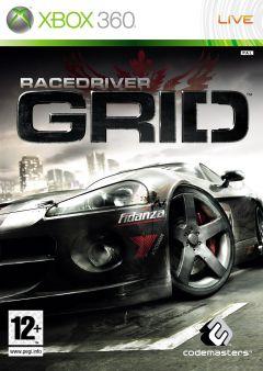 Jaquette de Race Driver : GRID Xbox 360