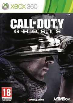 Jaquette de Call of Duty : Ghosts Xbox 360