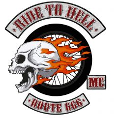 Jaquette de Ride to Hell : Route 666 PlayStation 3