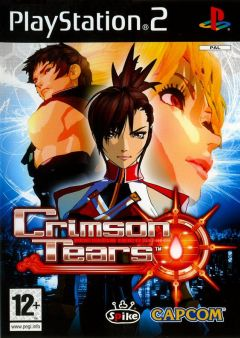 Jaquette de Crimson Tears PlayStation 2