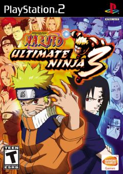 Jaquette de Naruto : Ultimate Ninja 3 PlayStation 2