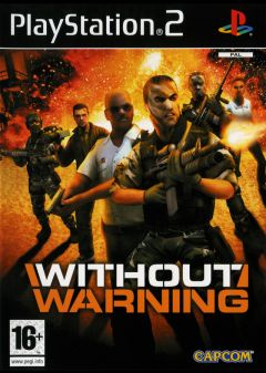 Jaquette de Without Warning PlayStation 2