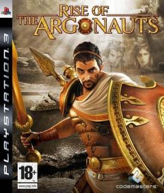 Jaquette de Rise of the Argonauts PlayStation 3