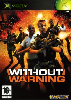 Jaquette de Without Warning Xbox