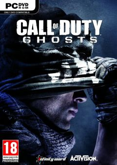 Jaquette de Call of Duty : Ghosts PC