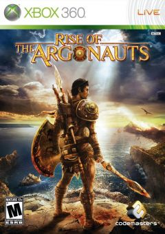Jaquette de Rise of the Argonauts Xbox 360