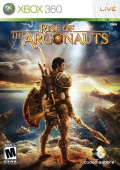 Jaquette de Rise of the Argonauts Xbox 360