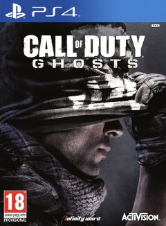 Jaquette de Call of Duty : Ghosts PS4
