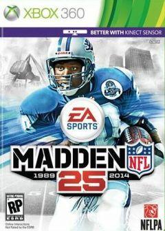 Jaquette de Madden NFL 25 Xbox 360