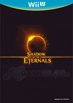 Jaquette de Shadow of the Eternals Wii U