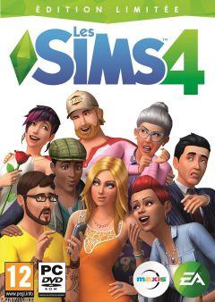Jaquette de Les Sims 4 PC