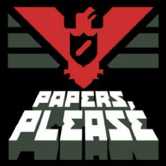 Jaquette de Papers, Please Mac