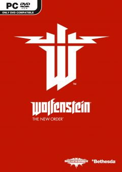 Jaquette de Wolfenstein : The New Order PC