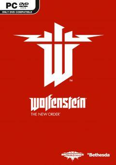 Jaquette de Wolfenstein : The New Order PC