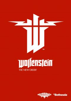 Jaquette de Wolfenstein : The New Order PS4