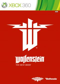 Jaquette de Wolfenstein : The New Order Xbox 360