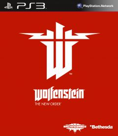 Jaquette de Wolfenstein : The New Order PlayStation 3