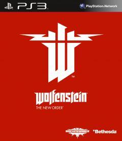 Jaquette de Wolfenstein : The New Order PlayStation 3