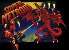 Jaquette de Super Metroid Wii U