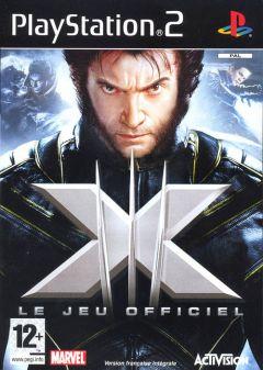 Jaquette de X-Men : Le Jeu Officiel PlayStation 2