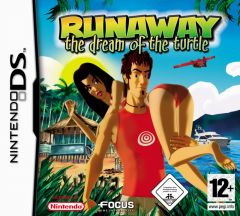 Jaquette de Runaway 2 : The Dream of the Turtle DS