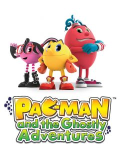 Jaquette de Pac-Man and the Ghostly Adventures Nintendo 3DS