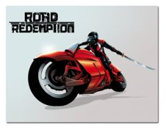 Jaquette de Road Redemption Wii U