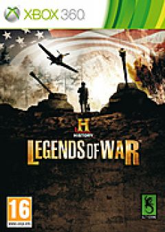 Jaquette de Legends of War Xbox 360
