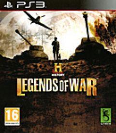 Jaquette de Legends of War PlayStation 3
