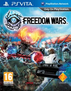 Jaquette de Freedom Wars PS Vita