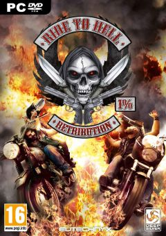 Jaquette de Ride to Hell : Retribution PC